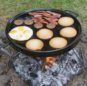 About Camping Stoves With Griddles 1